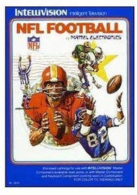 NFL Football (Intellivision) Pre-Owned: Cartridge Only