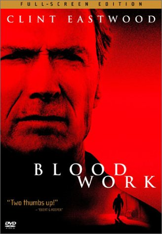 Blood Work (DVD) Pre-Owned