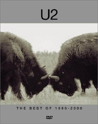 U2 - Best of 1990-2000 (2002) (DVD / Movie) Pre-Owned: Disc(s) and Case