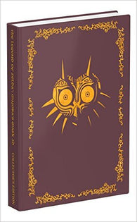The Legend of Zelda Majora's Mask 3D Collector's Edition: Prima Official Game Guide (Strategy Guide / Hardcover) NEW