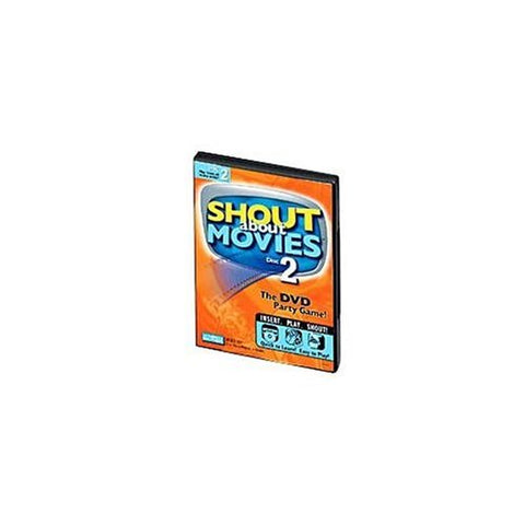 Shout About Movies Disc 2 (DVD) Pre-Owned