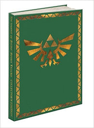 The Legend of Zelda: Spirit Tracks Collector's Edition: Prima Official Game Guide (Strategy Guide / Hardcover) Pre-Owned