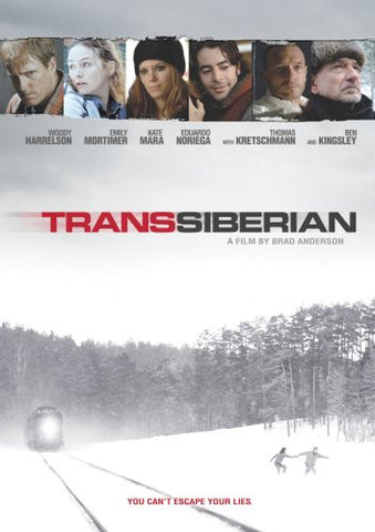 Transsiberian (2008) (DVD Movie) Pre-Owned: Disc(s) and Case
