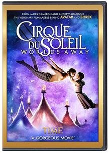 Cirque Du Soleil - Worlds Away (DVD) Pre-Owned