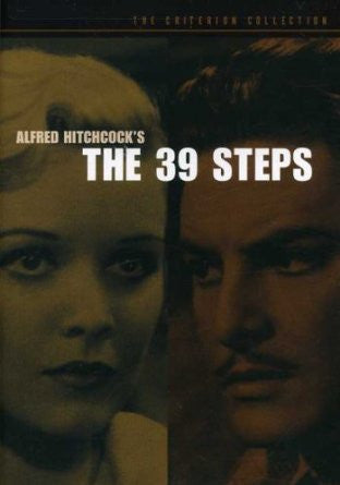 The 39 Steps (The Criterion Collection) (1935) (DVD / Movie) NEW