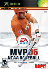 MVP 06: NCAA Baseball (Xbox) Pre-Owned: Game, Manual, and Case