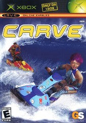 Carve (Xbox) Pre-Owned: Game, Manual, and Case