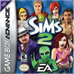 The Sims 2 (Nintendo GameBoy Advance) Pre-Owned: Cartridge Only