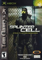 Splinter Cell (Tom Clancy's) (Xbox) Pre-Owned: Game, Manual, and Case