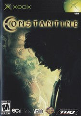 Constantine (Xbox) Pre-Owned: Game, Manual, and Case