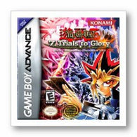 Yu-Gi-Oh 7 Trials to Glory (Nintendo Game Boy Advance) Pre-Owned: Cartridge Only