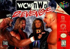 WCW Revenge (Nintendo 64 / N64) Pre-Owned: Cartridge Only