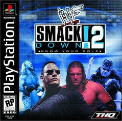 WWF Smackdown! 2: Know Your Role (Playstation 1 / PS1) Pre-Owned: Disc Only