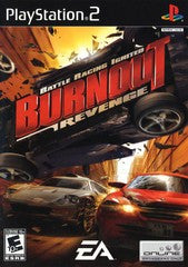 Burnout Revenge (Playstation 2 / PS2) Pre-Owned: Game, Manual, and Case