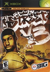 NBA Street Vol 3 (Xbox) Pre-Owned: Game, Manual, and Case