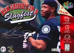 Ken Griffey Jr.'s Slugfest (Nintendo 64 / N64) Pre-Owned: Cartridge Only