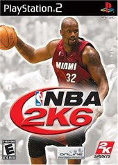 NBA 2K6 (Playstation 2 / PS2) Pre-Owned: Game, Manual, and Case