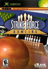 Strike Force Bowling (Xbox) Pre-Owned: Game, Manual, and Case