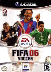 FIFA Soccer 06 (Nintendo GameCube) Pre-Owned: Game, Manual, and Case