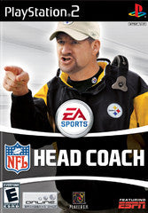 NFL Head Coach (Playstation 2 / PS2) Pre-Owned: Disc Only