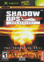 Shadow Ops Red Mercury (Xbox) Pre-Owned: Game, Manual, and Case