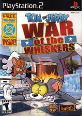 Tom and Jerry War of Whiskers  PS2
