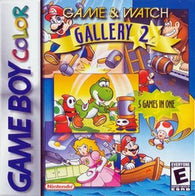 Game and Watch Gallery 2 (Nintendo Game Boy Color) Pre-Owned: Cartridge Only