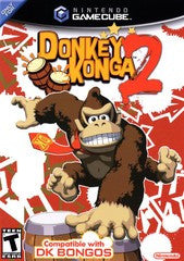 Donkey Konga 2 (Nintendo GameCube) Pre-Owned: Game, Manual, and Case