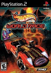 Hot Wheels World Race (Playstation 2 / PS2) Pre-Owned: Game and Case