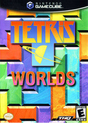 Tetris Worlds (Nintendo GameCube) Pre-Owned: Game, Manual, and Case
