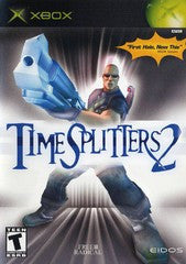 TimeSplitters 2 (Xbox) Pre-Owned: Game, Manual, and Case TIME SPLITTERS