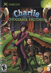 Charlie and the Chocolate Factory (Xbox) Pre-Owned: Game, Manual, and Case