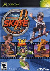 Disney's Extreme Skate Adventure (Xbox) Pre-Owned: Game, Manual, and Case