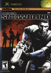 Project Snowblind (Xbox) Pre-Owned: Game and Case
