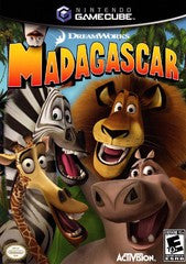 Madagascar (Nintendo GameCube) Pre-Owned: Game and Case