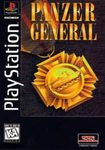 Panzer General (Playstation 1) Pre-Owned: Game, Manual, and Longbox Case
