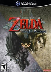 The Legend of Zelda: Twilight Princess (Nintendo GameCube) Pre-Owned: Game, Manual, and Case
