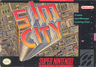 SimCity (Super Nintendo / SNES) Pre-Owned: Cartridge Only