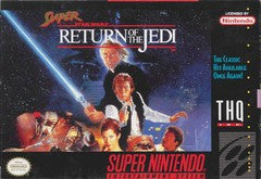 Super Star Wars Return of the Jedi (Super Nintendo / SNES) Pre-Owned: Cartridge Only