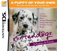 Nintendogs Dalmatian and Friends (Nintendo DS) Pre-Owned: Cartridge Only