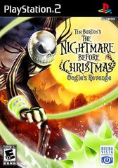 The Nightmare Before Christmas: Oogie's Revenge (Playstation 2 / PS2) Pre-Owned: Game, Manual, and Case