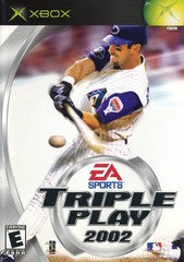 Triple Play 2002 (Xbox) Pre-Owned: Game and Case