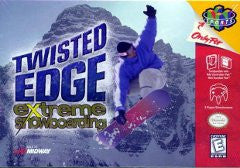 Twisted Edge Extreme Snowboarding (Nintendo 64 / N64) Pre-Owned: Cartridge Only