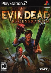 Evil Dead Regeneration (Playstation 2 / PS2) Pre-Owned: Game, Manual, and Case