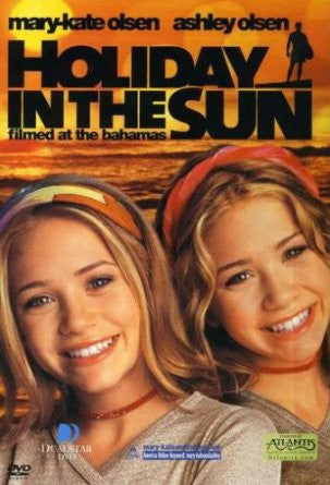 Holiday in the Sun ( Mary-Kate and Ashley Olsen) (2001) (DVD / Kids Movie) Pre-Owned: Disc(s) and Case