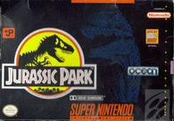 Jurassic Park (Super Nintendo / SNES) Pre-Owned: Cartridge Only