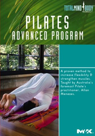 Pilates: Advanced Program (DVD) Pre-Owned