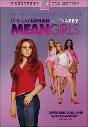 Mean Girls (Widescreen Edition) (2004) (DVD / Movie) Pre-Owned: Disc(s) and Case