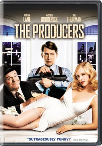 The Producers (Widescreen Edition) (2005) (DVD Movie) Pre-Owned: Disc(s) and Case