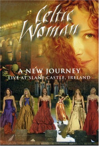Celtic Woman: A New Journey - Live At Slane Castle (DVD) Pre-Owned